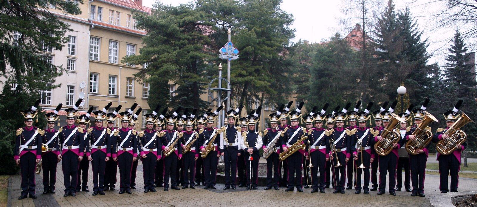 Orkiestra Wojskowa w Bydgoszczy